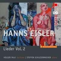 Eisler: Lieder Vol. 2
