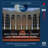 Orgelpunkt - Sauer Organ Glocke, Bremen