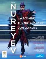 The Nureyev Box - Swan Lake, The Nutcracker, Don Quixote