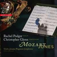 Mozart - Jones: Violin Sonatas Fragment Completions