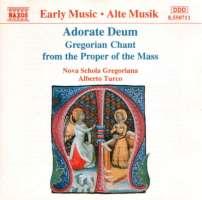 Adorate Deum - Gregorian Chant