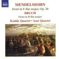MENDELSSOHN / BRUCH: String Octets
