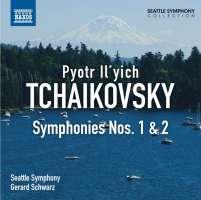 TCHAIKOVSKY: Symphonies Nos. 1 and 2