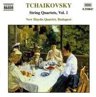 Tchaikovsky:String Quart. Vo.1