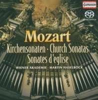 Mozart: Church sonates
