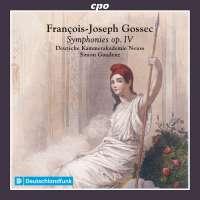 Gossec: Symphonies op. IV