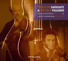 PABLO DE SARASATE & NICCOLO PAGANINI