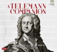 A Telemann Companion: Orpheus; Brockes-Passion; Orchestral Suites; Concertos