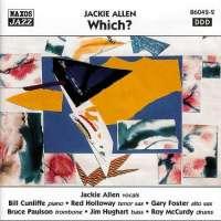 Jackie Allen: Which?