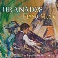 Granados: Piano Music