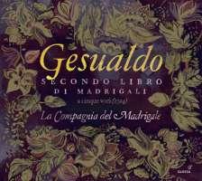 Gesualdo: Secondo libro di madrigali