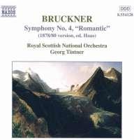 BRUCKNER: Symphony No. 4 Romantic (1878/80 version, ed. Haas)