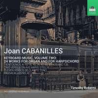 Cabanilles: Keyboard Music Vol. 2