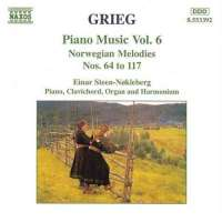 GRIEG: Piano Music vol. 6