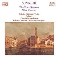 Vivaldi: The Four Seasons & Wind