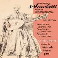Scarlatti: The Complete Keyboard Sonatas Vol. 2