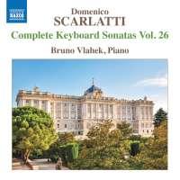 Scarlatti: Keyboard Sonatas Vol. 26