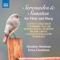 Serenades & Sonatas for Flute and Harp