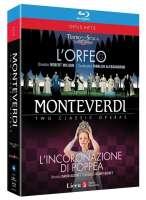 Monteverdi: Two Classic Operas