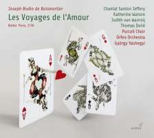 Boismortier: Les Voyages de l'Amour