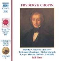 CHOPIN: Piano Music - Etudes (vol. 1)