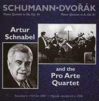 Schumann & Dvorak: Piano Quintets