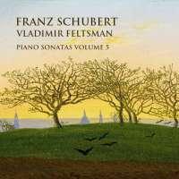 Schubert: Piano Sonatas Vol. 5