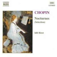 CHOPIN: Nocturnes ( selection )