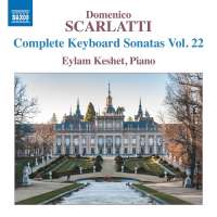 Scarlatti: Complete Keyboard Sonatas Vol. 22
