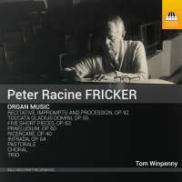 Fricker: Organ Music