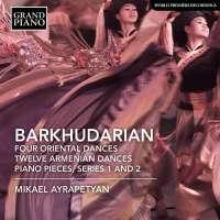 Barkhudarian: Piano Works