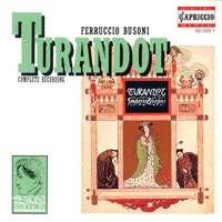Busoni: Turandot