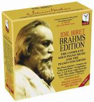 Idil Biret Brahms Edition  - The Complete Solo Piano Music and the Piano Concertos