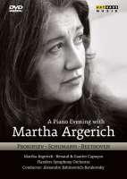 WYCOFANY   A Piano Evening with Martha Argerich