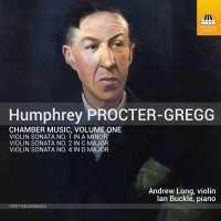 Procter-Gregg: Chamber Music Vol. 1