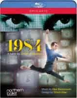 1984 - A ballet by Jonathan Watkins