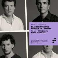 Integrale Brahms Vol. 8 - Piano Trios