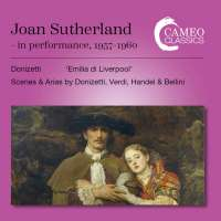 Joan Sutherland in Performance 1957–1960