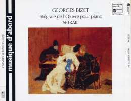 Bizet: Works for Piano