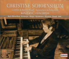 Cembalo & Klavierkonzerte - Kirnberger