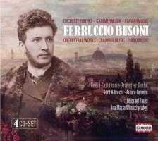 Busoni: Orchesterwerke