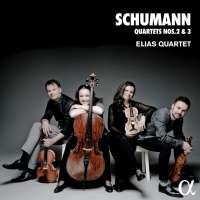 SCHUMANN: String Quartets nos. 2 & 3