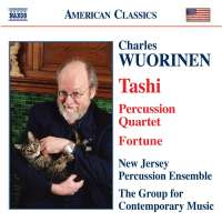 WOURINEN: Tashi; Percussion Quartet; Fortune