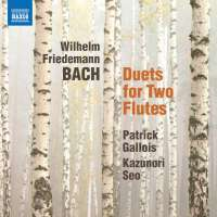 W.F.Bach: Duets for Two Flutes