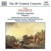 STAMITZ Carl: Clarinet Concertos, Vol. 1