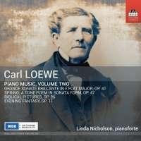 Loewe: Piano Music Vol. 2