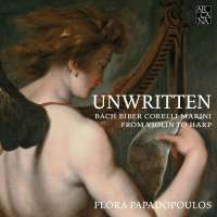 Unwritten - from violin to harp