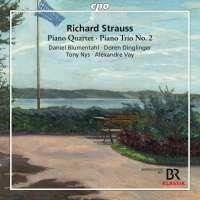 Strauss: Piano Quartet; Piano Trio No. 2