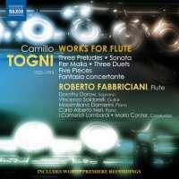 Togni: Works for Flute