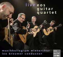 Eos Guitar Quartet - Live at Winterthur